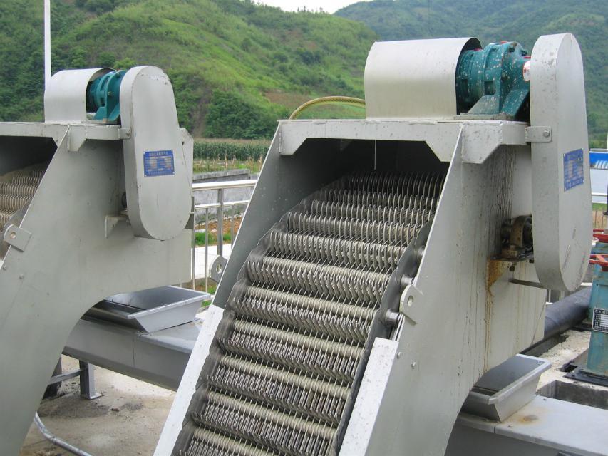 西安机械格栅机