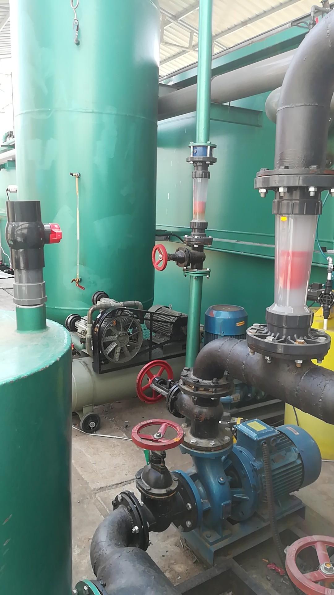 最新施工污水处理项目